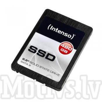 Intenso High Performance 480GB SATA III / SSD 2,5