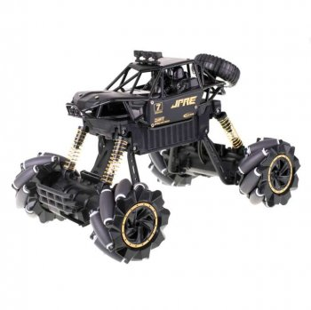 RC Drift Rock Crawler Radiovadāms 4x4 auto džips 360 1:14 USB | RC Drift Rock Crawler 360 1:14 USB