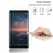 Nokia 8 Sirocco Aizsargstikls (Tempered Glass Screen Protector)