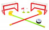 Hockey Floorball flying disc - goals puck - rotaļu florbols