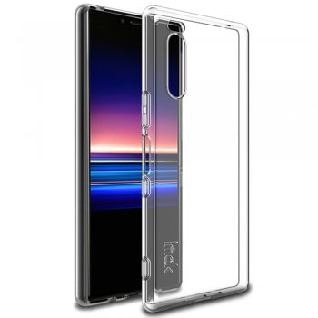 Sony Xperia 5 IMAK Soft TPU Case Transparent