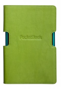 PocketBook 650 Ultra Original Case Cover, green - pārvalks apvalks maks vāks