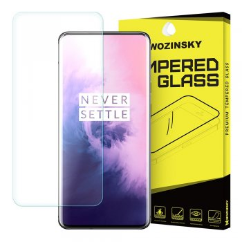 OnePlus 7 Pro Tempered Glass Screen Protector | Aizsargstikls