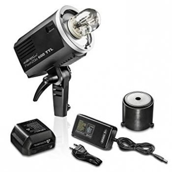 Walimex pro Flash2Go 600 TTL Studio Flash