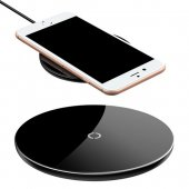 Baseus Simple Wireless Charger 10W with USB | Bezvadu lādētājs USB