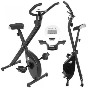 Exercise Bike Stationary Bike with Computer , Black