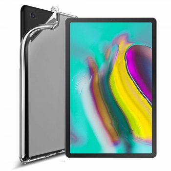 Samsung Galaxy TAB A 10.1 (2019) SM-T515 Clear Soft TPU Gel Case Cover