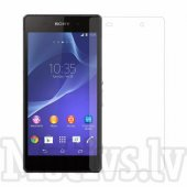 Screen Protector for Sony Xperia Z2 D6502 D6503 D6543 Sirius Maki, transparent clear guard - ekrāna aizsargplēve, protektors