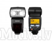 Yongnuo YN-660 Speedlite Flash Lamp with LCD for Canon Nikon Pentax Olympus, zibspuldze