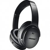 Bose QuietComfort 25 black for Samsung/Android