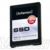 Intenso TOP SSD 2,5 128GB SATA III / Solid State Drive