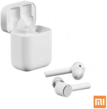 Xiaomi Mi True Portable Bluetooth Wireless Earphones, White