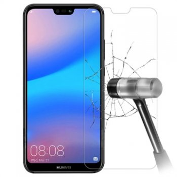 Aizsargstikls Huawei P20 Pro CLT-L29C (9H Tempered Glass Screen Protector)
