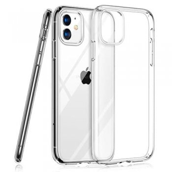 Apple iPhone 11 Ultraslim TPU Case, Transparent | Обложка бампер