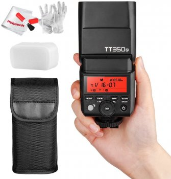 Godox TT350N 2.4G TTL Speedlite Flash for Nikon Cameras