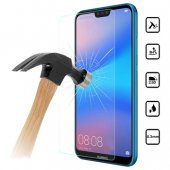 Tempered Glass Screen Protector for Huawei P20 lite ANE-LX1 ANE-LX2J 0.3mm 9H - ekrāna aizsargstikls, protektors