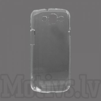 Samsung Galaxy S3 SIII i9300 i9305 Crystal Clear PC Protective Back Case, transparent - aksesūars vāks maks