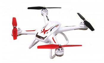 Syma X54HW (0.3MP FPV camera, 2,4GHz, hover mode, headless mode, range up to 30m) X54HW-WHT