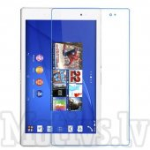 Tempered Glass Screen Protector for Sony Xperia Z3 Tablet Compact SGP611 SGP612 SGP621 SGP641, transparent clear guard - ekrāna stikls, protekto