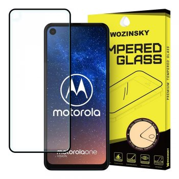 5D Motorola One Vision / One Action / P50 Full Cover Tempered Glass Screen Protector