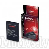 Battery for Samsung D900 1400mAh, akumulators baterija