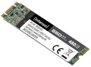 Intenso M.2 SSD HIGH 480GB SATA III