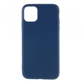Apple iPhone 11 Pro Liquid Silicone TPU Case Cover Shell, dark blue - silikona vāciņš maciņš