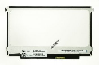 "LCD screen 11.6"" 1366×768 HD, LED, SLIM, matte, 30pin (right), A+"