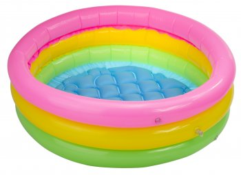 An inflatable children's pool - 61 cm