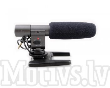 JJC Mic-1 Microphone for DSLRs and video cameras