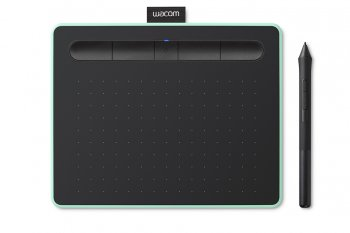 Grafiskā planšete Wacom Intuos S (Small) Bluetooth Graphics Tablet - mint