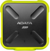 Adata external SSD SD700 Yellow 256GB USB 3.0