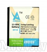 Andida Battery BST-39 for Sony Ericsson T707, W380i, W508, W910i, Z555i - akumulators baterija
