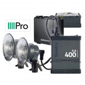 Elinchrom ELB 400 Two Pro Head to go