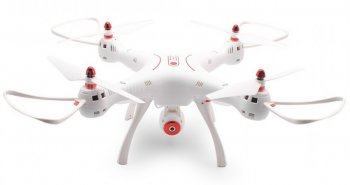 Syma X8SW (FPV Camera, 2.4GHz, range up to 70m, Hover and Return mode) X8SW-WHT