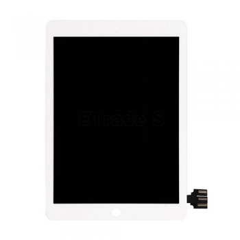 "LCD Assembly iPad Pro 9.7"" white ORG"