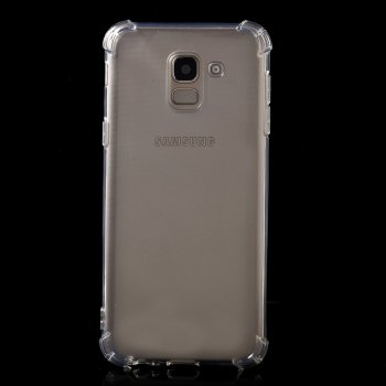 Samsung Galaxy J6 J600F 2018 Anti-Shock Clear TPU Case