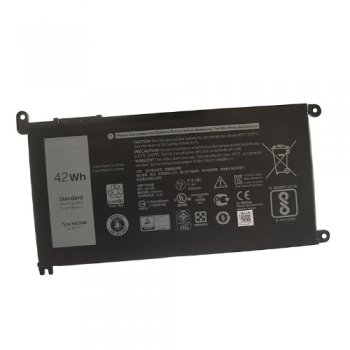 Extra Digital Notebook battery, DELL WDX0R ORG