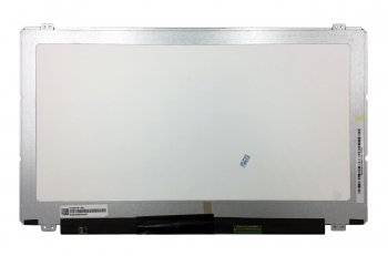 "LCD screen 15.6"" 1366x768 HD, LED ,IPS, SLIM, glossy, 40pin (right)"
