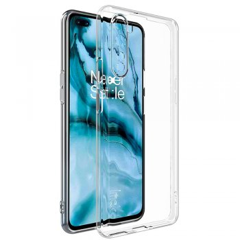 OnePlus Nord IMAK UX-5 Series TPU Shell Case Cover, Transparent