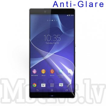 Screen Protector for Sony Xperia Z3 D6603 D6643 D6653 D6616 L55t, anti-glare matte guard - ekrāna aizsargplēve, protektors