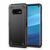 Samsung Galaxy S10e (Lite) (G970F) TPU Cover (Support Wireless Charging) - Black / Чёрный