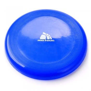 Meteor Flying Frisbee Disc for Kids 228 mm, Blue