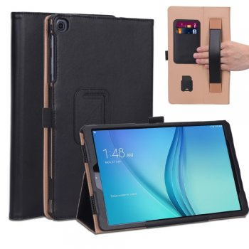 Samsung Galaxy TAB A 10.1 (2019) SM-T510/SM-T515 Card Holder Stand PU Leather Tablet Case