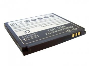 Extra Digital Battery HTC HD2, HD2 US, T8585, T8588, T9193, Leo, Leo 100