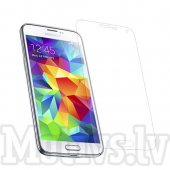 Screen Protector for Samsung Galaxy S5 G900F, clear transpartent - ekrāna aizsargplēve protektors