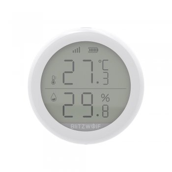 BlitzWolf BW-IS4 ZigBee Temperature & Humidity Sensor