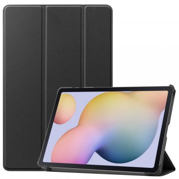 Samsung Galaxy Tab S7 (SM-T870 / T875) Tri-fold Stand Cover Case, Black