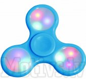 Fidget LED Spinner Blue