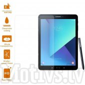 "Tempered Glass Screen Protector for Samsung Galaxy Tab S3 9.7"" SM-T820 T825, 0.3mm 9H transparent - ekrāna aizsargstikls, protektors"